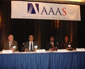 Authors of Toxic Wastes and Race at Twenty, AAAS Press Relase Feb-2007