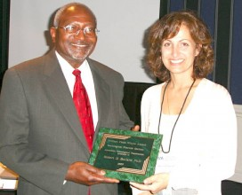Bullard receives ASA William Foote Whyte Award 2007
