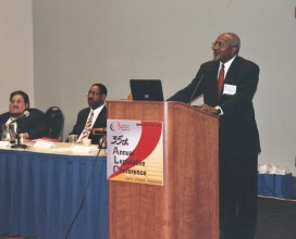 CBC Braintrust Conference in Washington, DC 2005