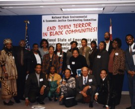 NBEJN Group photo, New Orleans, LA 2005