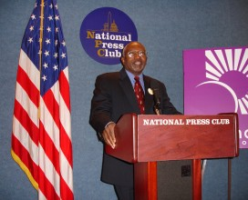 Robert Bullard at National Press Club Climate Change Briefing April 2007