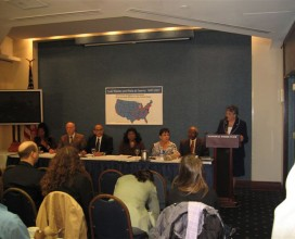 UCC Toxic Wastes and Race at Twenty Press Briefing 2007