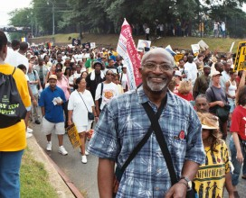 Voting Rights Act March in Atlanta, GA 2006