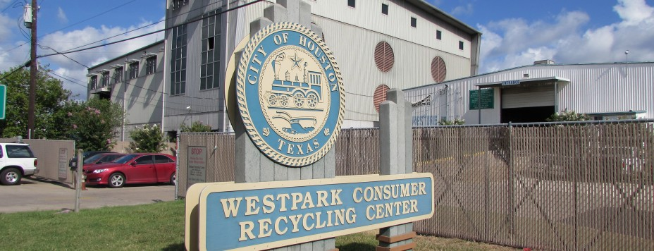 Houston Westpark Recycling Center